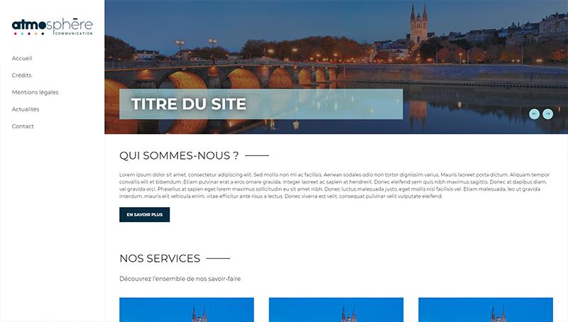 Web Abordage - Thème 2